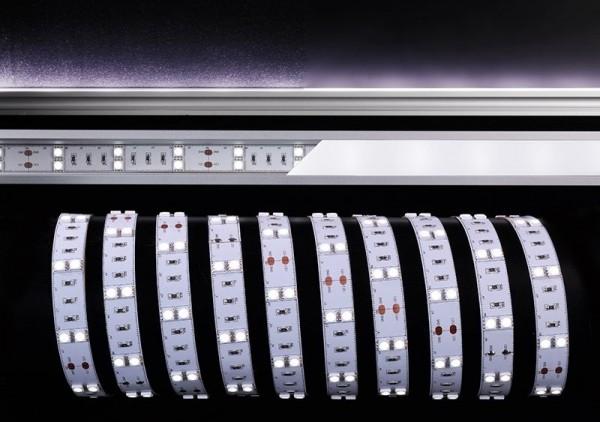 Deko-Light Flexibler LED Stripe, 5050-2x30-12V-6500K-7000K-3m, Kupfer, Weiß, Kaltweiß, 120°, 43W