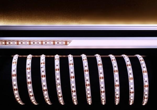 Deko-Light Flexibler LED Stripe, 3528-120-12V-3000K-5m, Kupfer, Weiß, Warmweiß, 120°, 30W, 12V