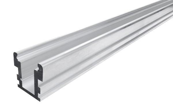 HR-Line, Silber-matt, 2000 mm