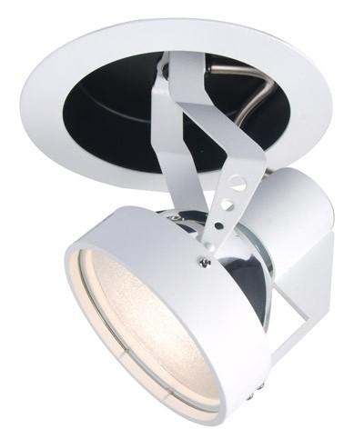 Einbaudownlight MOVER, G12 70W, weiß