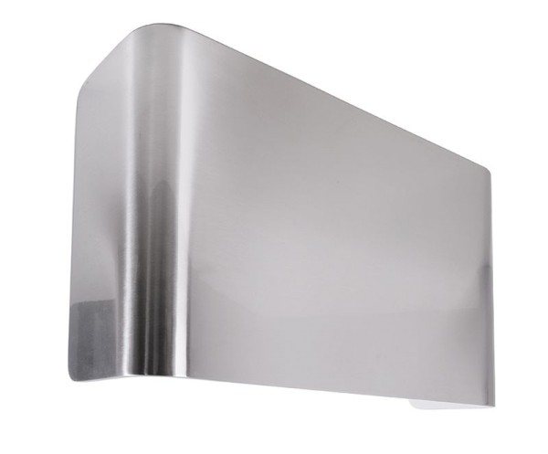 Deko-Light Zubehör, Abdeckung Crateris II+III Aluminium poliert groß, Aluminium, Silber poliert