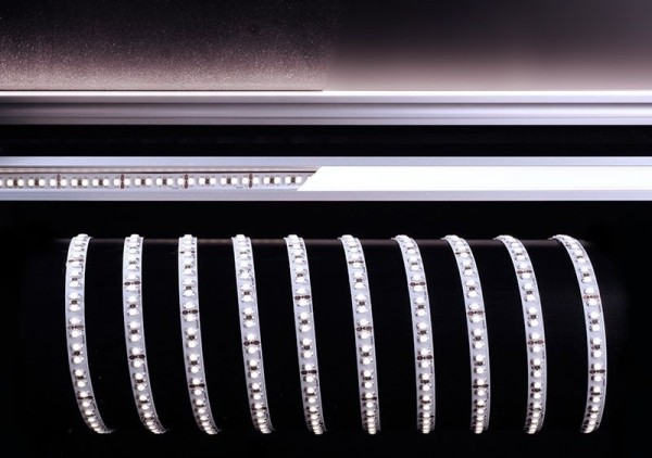 Deko-Light Flexibler LED Stripe, 3528-180-24V-6200K-5m, Kupfer, Weiß, Kaltweiß, 120°, 65W, 24V