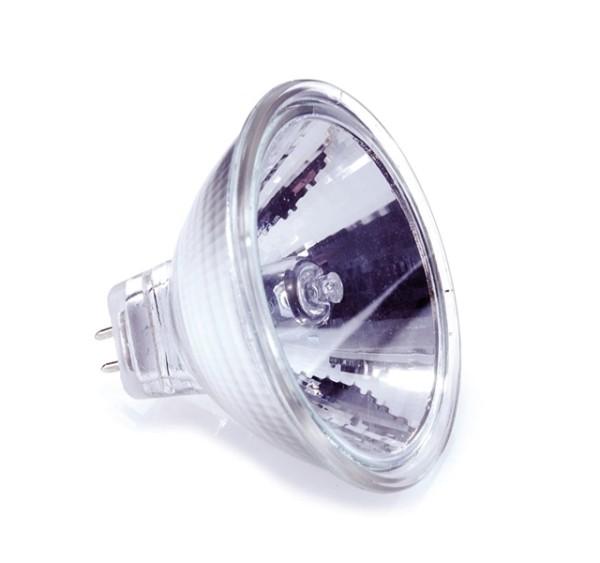 Leuchtmittel, Kaltlichtspiegellampe, 12V AC/DC, GU5.3 / MR16, 20,00 W