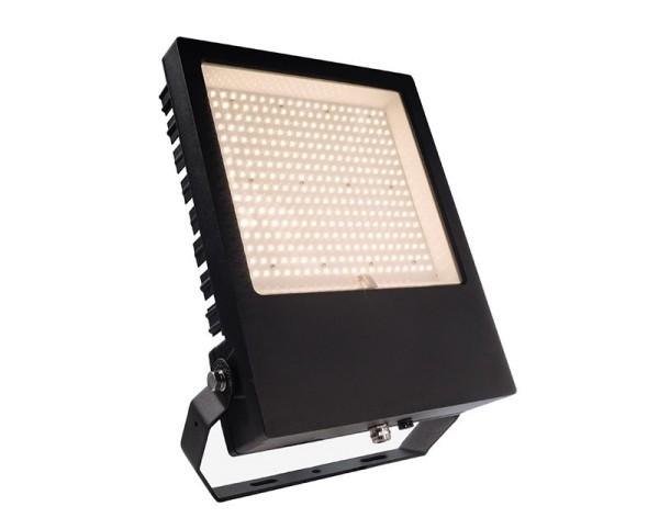 Deko-Light Boden- / Wand- / Deckenleuchte, Atik, Aluminium Druckguss, schwarz, Warmweiß, 110°, 200W