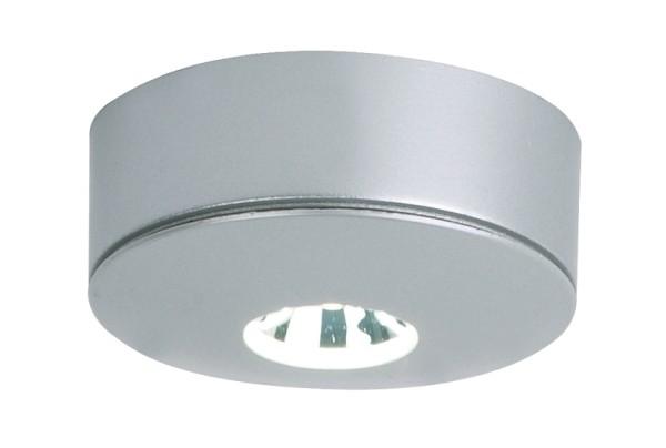 Möbelein / Aufbauleuchte , LED 1x1W, cool weiß