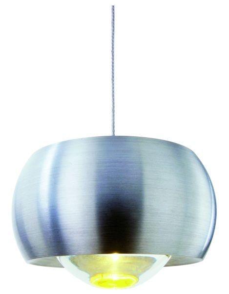 Hängeleuchte Hilo LED, Aluminium, 1 x 3 Watt, inkl. LED und Treiber, 230 V