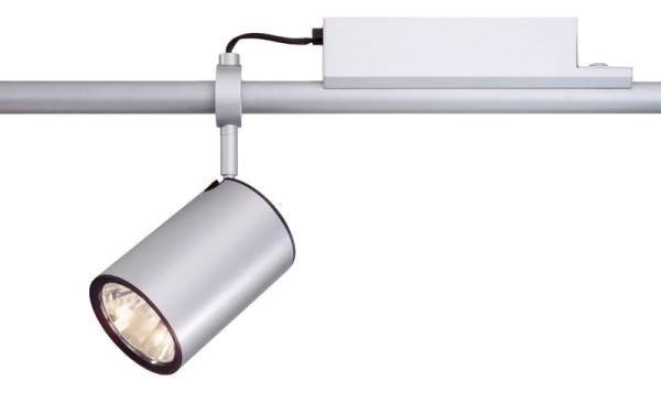 Tune 2-Phasen Spot Tuba CDM-T 70 Watt silber