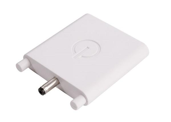 Deko-Light Zubehör, Touch Dimmer Mia, weiß, Kunststoff, Weiß, 24V, 38x38mm