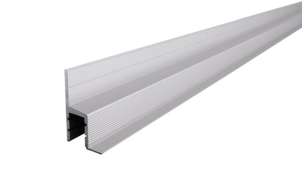 Reprofil Profil, Trockenbau-Profil, Deckenvoute EL-03-10, Aluminium, Silber-matt eloxiert, 2500mm