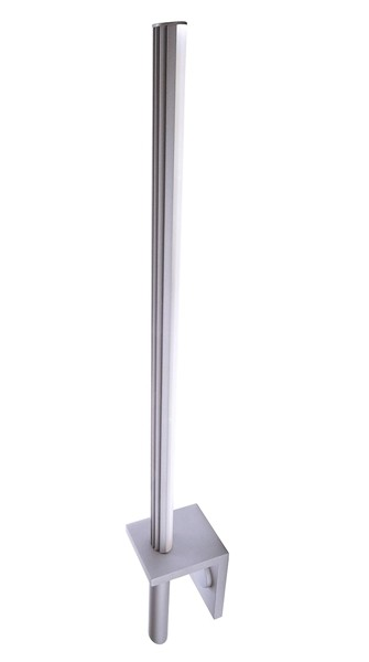 KapegoLED Wandaufbauleuchte, Espada, inklusive Leuchtmittel, Neutralweiß, spannungskonstant, 9,00 W
