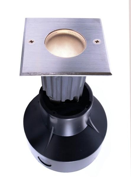 Bodeneinbauleuchte, Lightpoint Big II, symmetrisch, 220-240V AC/50-60Hz, 0,36 W