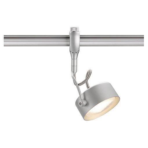 GX53 Lampenkopf für EASYTEC II, silbergrau