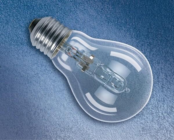 Osram Energy Saver, E27, Clas A, CL, 70W, klar