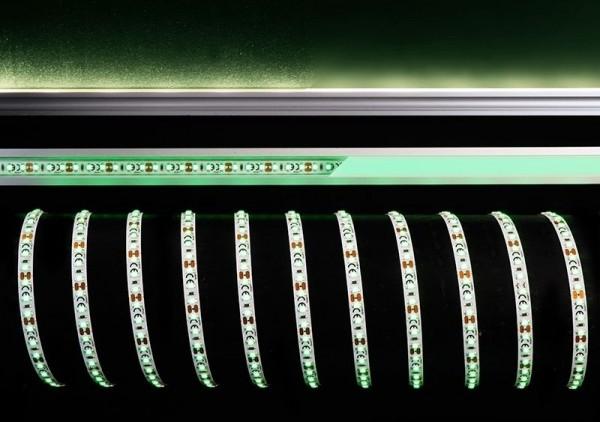 Deko-Light Flexibler LED Stripe, 3528-120-12V-grün-5m, Kupfer, Weiß, Grün, 120°, 36W, 12V, 5000mm