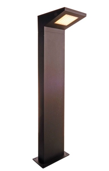 Deko-Light Stehleuchte, Iretta, Aluminium Druckguss, anthrazit, Warmweiß, 110°, 4W, 230V, 165x192mm