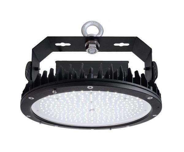 Deko-Light Pendelleuchte, Ainara 90, Aluminium Druckguss, schwarz, Kaltweiß, 110°, 90W, 230V
