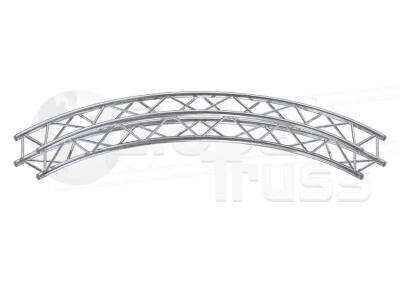 Kreisstück F24 für 3 Meter/Kreis 1 Stück 90 °