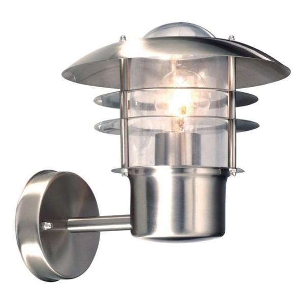 Kapego Wandaufbauleuchte, Gorro, exklusive Leuchtmittel, spannungskonstant, 220-240V AC/50-60Hz, E27