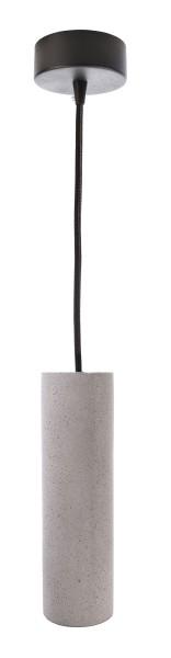 Deko-Light Pendelleuchte, Pollux, Beton, grau, 35W, 230V