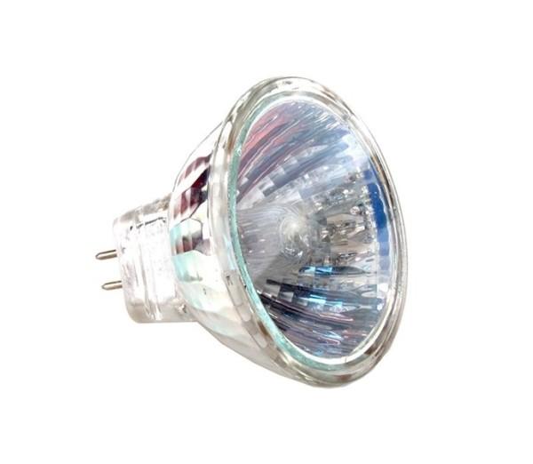 Kapego Leuchtmittel, Kaltlichtspiegellampe, Warmweiß, Abstrahlwinkel: 36°, 12V AC/DC, GU5.3 / MR16