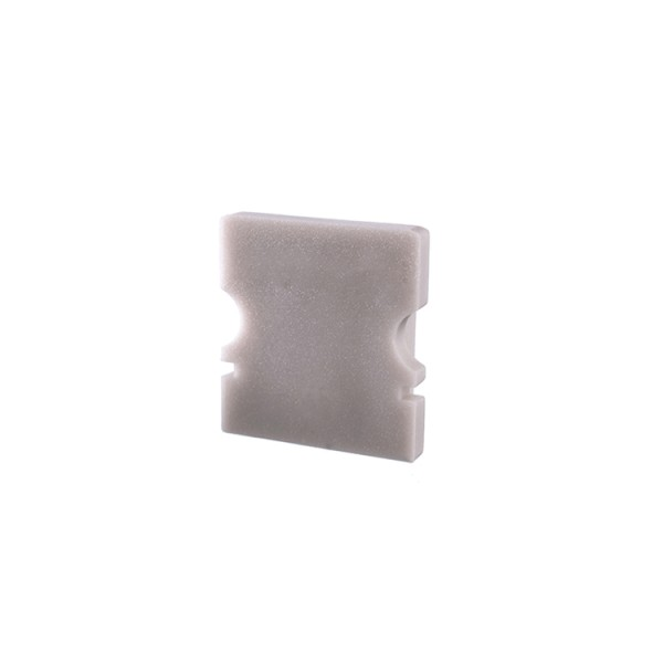 Reprofil, Endkappe P-AU-02-08 Set 2 Stk, Kunststoff, Länge: 14 mm