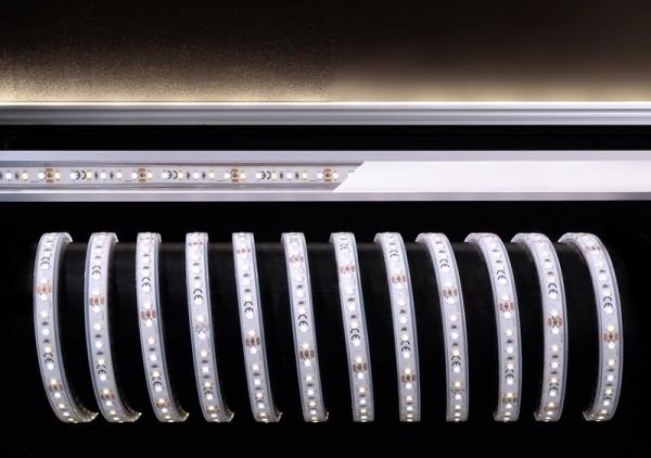 Deko-Light Flexibler LED Stripe, 3528-120-12V-3000K+6000K-5m-Silikon, Kupfer, Weiß, 120°, 36W, 12V