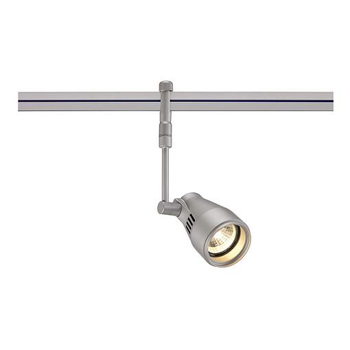 Q-TECH SPOT MR16 für LINUX LIGHT, 50W, silbergrau