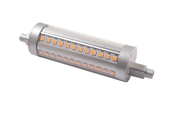 Phillips Leuchtmittel, CorePro LED linear R7S 118mm, Warmweiß, 14W, 230V, 74mA, 118mm