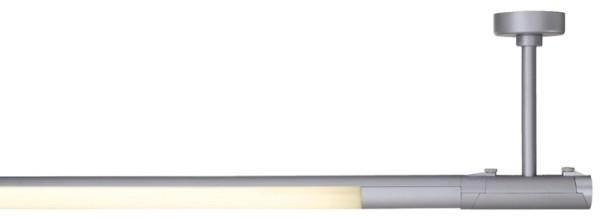 Tune 2-Phasen Leuchtschiene T5 39 Watt silber