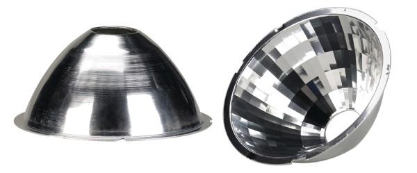 REFLEKTOR, für BERET HIT-CE und DIVIS Einbauleuchte, 70°, aluminium verchromt