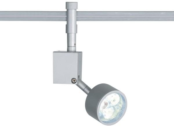 One LED-System Led Spot Movil 3x1 W LED 25° CW
