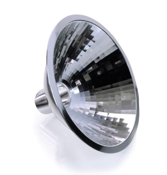Deko-Light Zubehör, Reflektor Tuba 12°, Aluminium, Silber, 12°