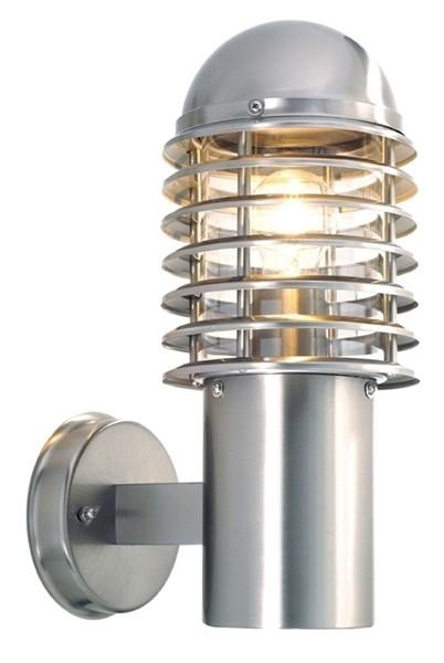Kapego Wandaufbauleuchte, Hoover, exklusive Leuchtmittel, spannungskonstant, 220-240V AC/50-60Hz