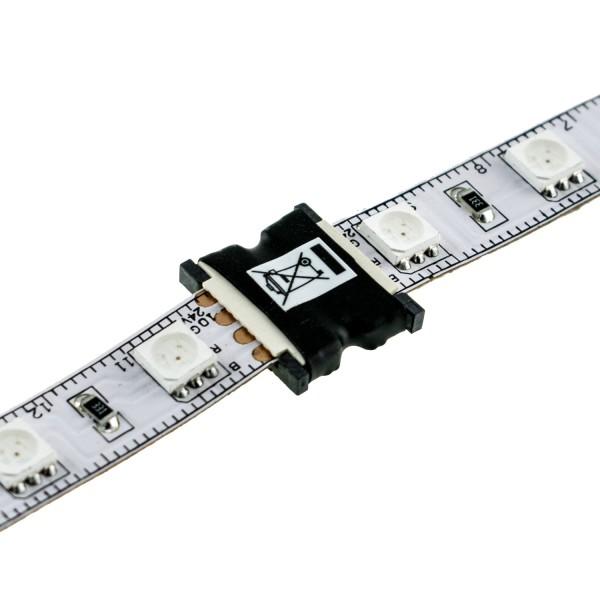 DIREKTVERBINDER, für FLEXLED ROLL RGB 24V bis 15mm Breite, max. 50W