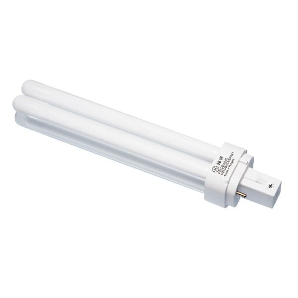 TC-D G24D-3, Kompaktleuchtstofflampe, 26W, 4000K, 2-Pin