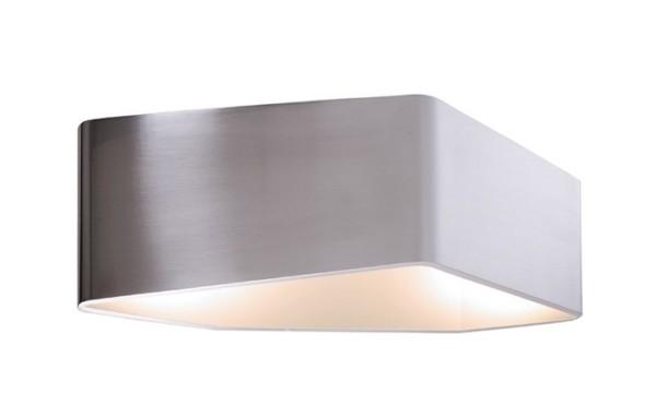 KapegoLED Wandaufbauleuchte, Calia, inklusive Leuchtmittel, Warmweiß, spannungskonstant, 20,00 W