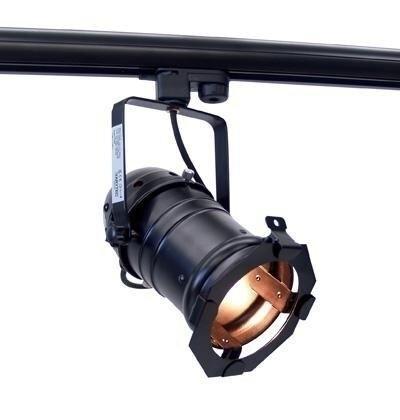 Schienensystem 3-Phasen 230V Leuchte, Studio PAR 30, 220-240V AC/50-60Hz, E27, 75,00 W