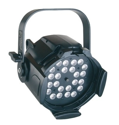 Studio Par PLATINUM black 24x 1W LED RGB