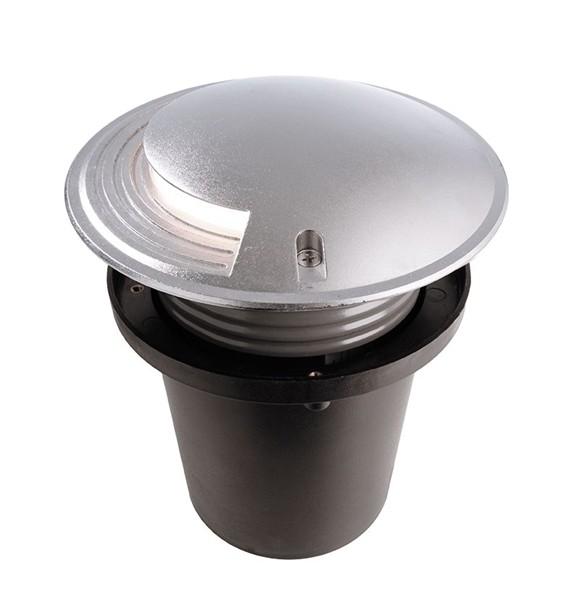 KapegoLED Bodeneinbauleuchte, Smart S I CW, inklusive Leuchtmittel, symmetrisch, Kaltweiß, 2,40 W