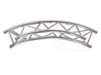Kreisstück F33 für 5 Meter/Kreis 1 Stück 45 °