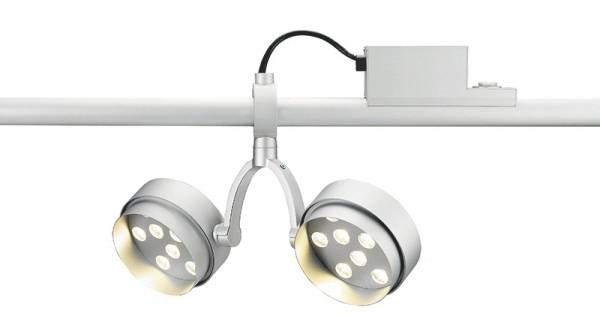 Tune 2-Phasen LED Spot Round Double 18x1 W, 3200K