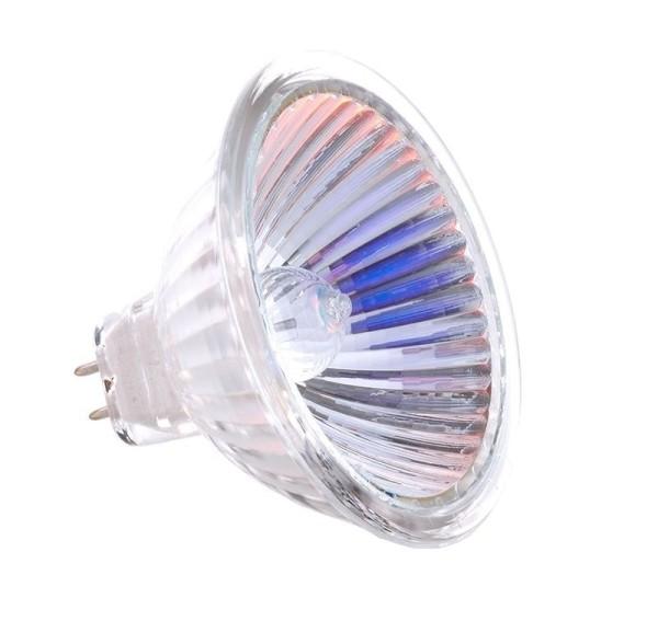 Osram Leuchtmittel, Kaltlichtspiegellampe Decostar, Glas, Warmweiß, 60°, 50W, 12V, 46mm