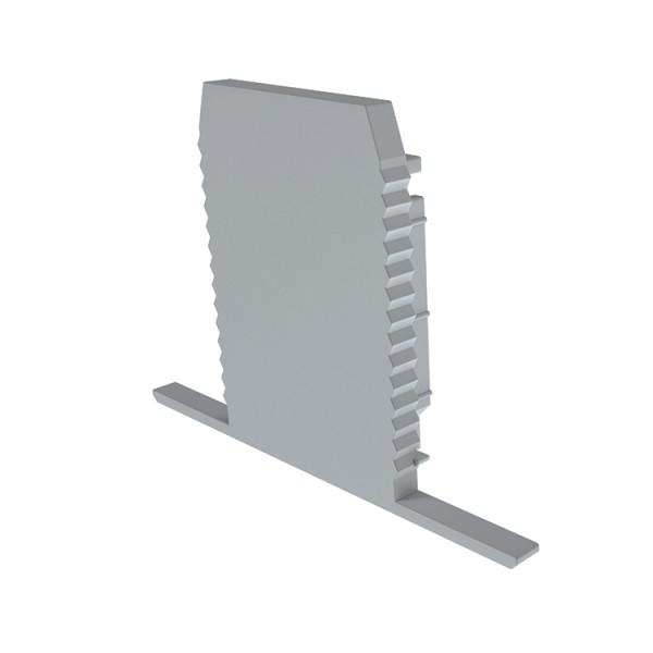 Reprofil, Endkappe P-ET-03-10 Set 2 Stk, Kunststoff, Länge: 75 mm