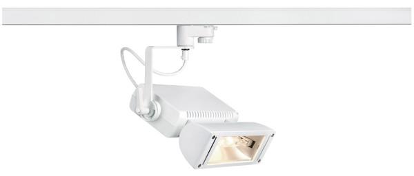 SDL PRO 150, Strahler für Hochvolt-Stromschiene 3Phasen, HIT-DE, weiß, max. 150W