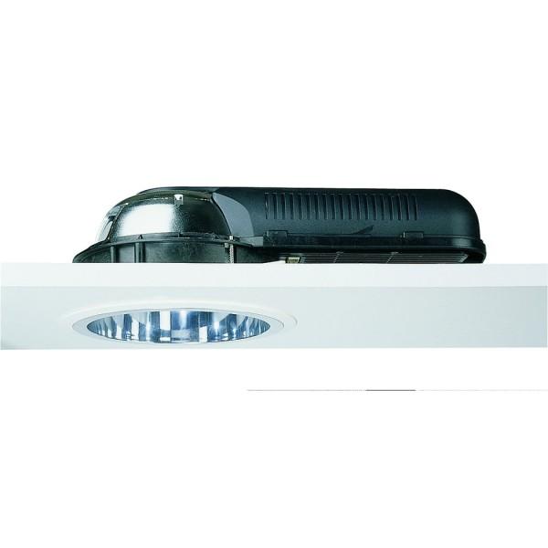 PL-DL IP65 Downlight, weiss, 2xTC-D ESL, 2x26W