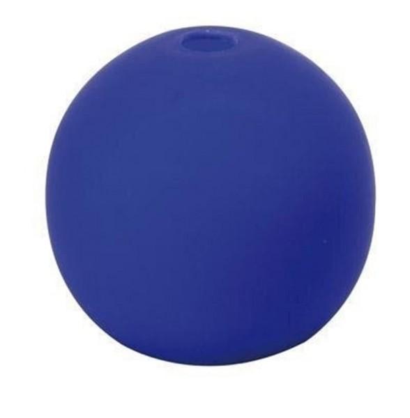 Deko-Light Schienensystem One 12V, Glas für Pendelleuchte I Blau gefrostet, Blau, gefrostet