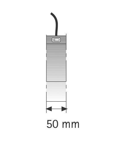 Futura Plus EE S Schalter, 50mm