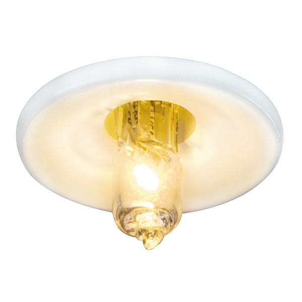 LIGHTPOINT, Einbauleuchte, QT9, rund, weiß, max. 10W