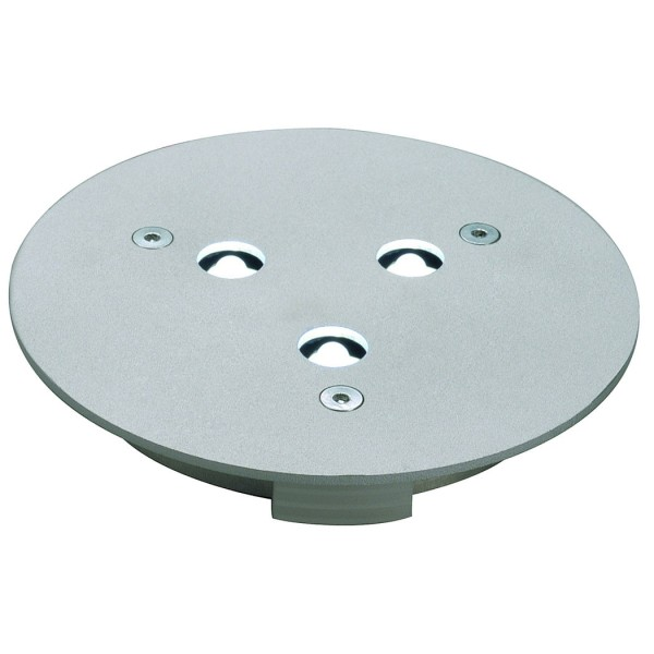 FURNITURE LED ROUND Downlight rund, aluminium, weisse LED, 6000K