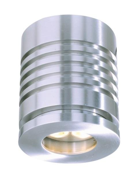 Aluminium Deckenlampe, Breva, GU10, max. 35 Watt